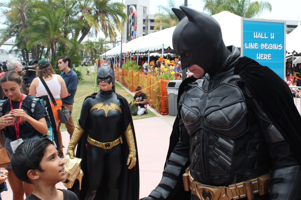 Batmen and Targaryens: At Comic-Con, Cosplayers Were the Real Stars (Photos)