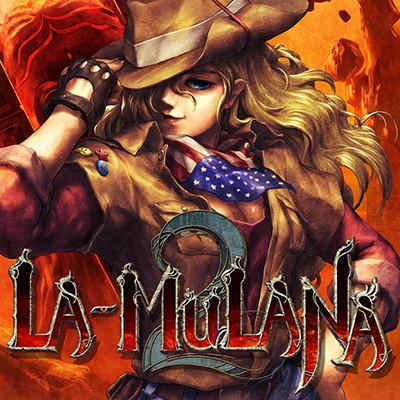 The icon for La Mulana 2.