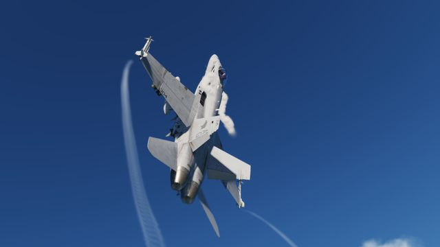 The F/A-18C Hornet module for <em>DCS World</em> is on sale now via steam and directly from Eagle Dynamics.