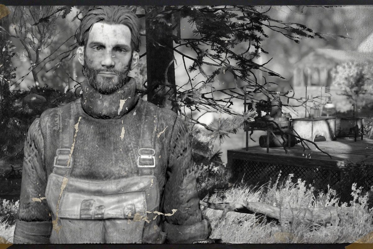 Watch my Fallout 76 character get more haggard as he levels up - Polygon
