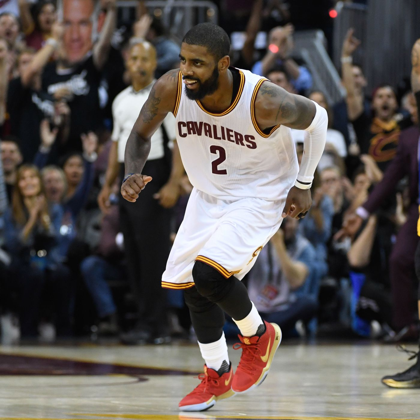 523065a7a Should the Sixers entertain trading for Cavaliers guard Kyrie Irving ...