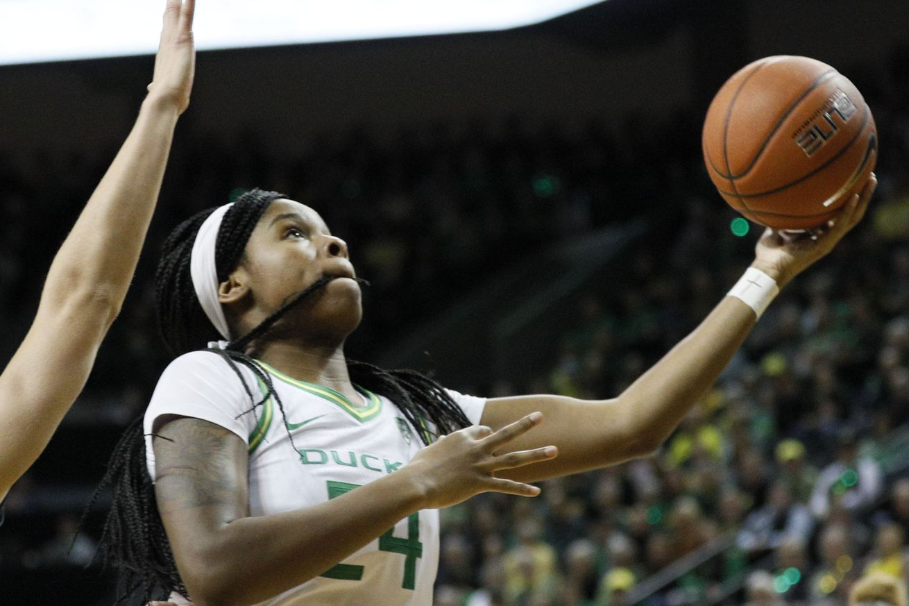 NCAA Womens Basketball: Arizona State at Oregon