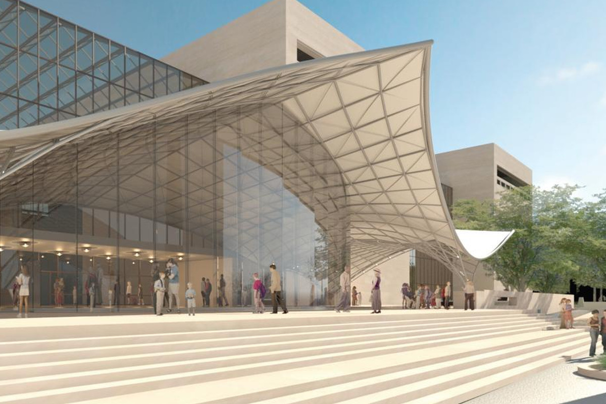 The National Air And Space Museum S Options For Building