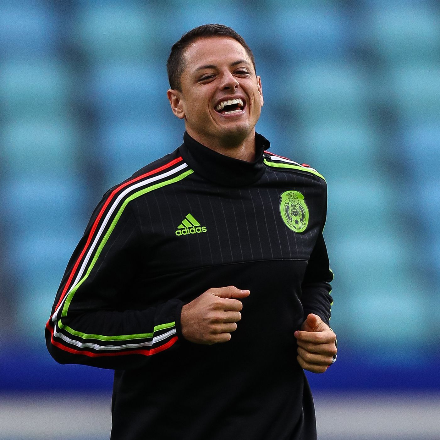 new styles 2b1bb 4fc70 What number will Javier 'Chicharito' Hernandez have at West ...