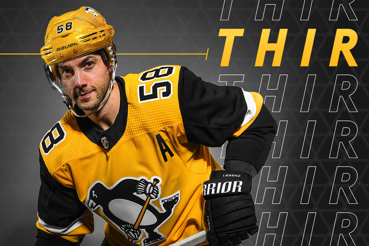 The Penguins third jersey is finally revealed - PensBurgh 98a0719d06d
