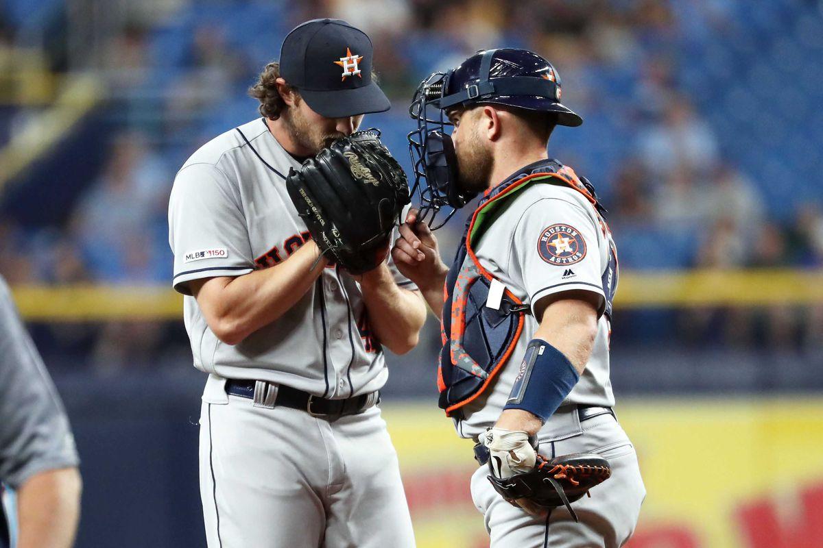 MLB: Houston Astros at Tampa Bay Rays