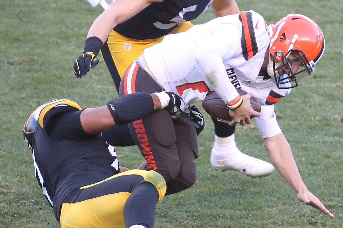 9d534cd8c Browns vs. Steelers  7 Talking Points - Dawgs By Nature