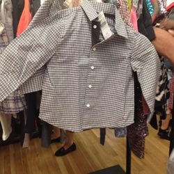 BNY kid's button-down, $42