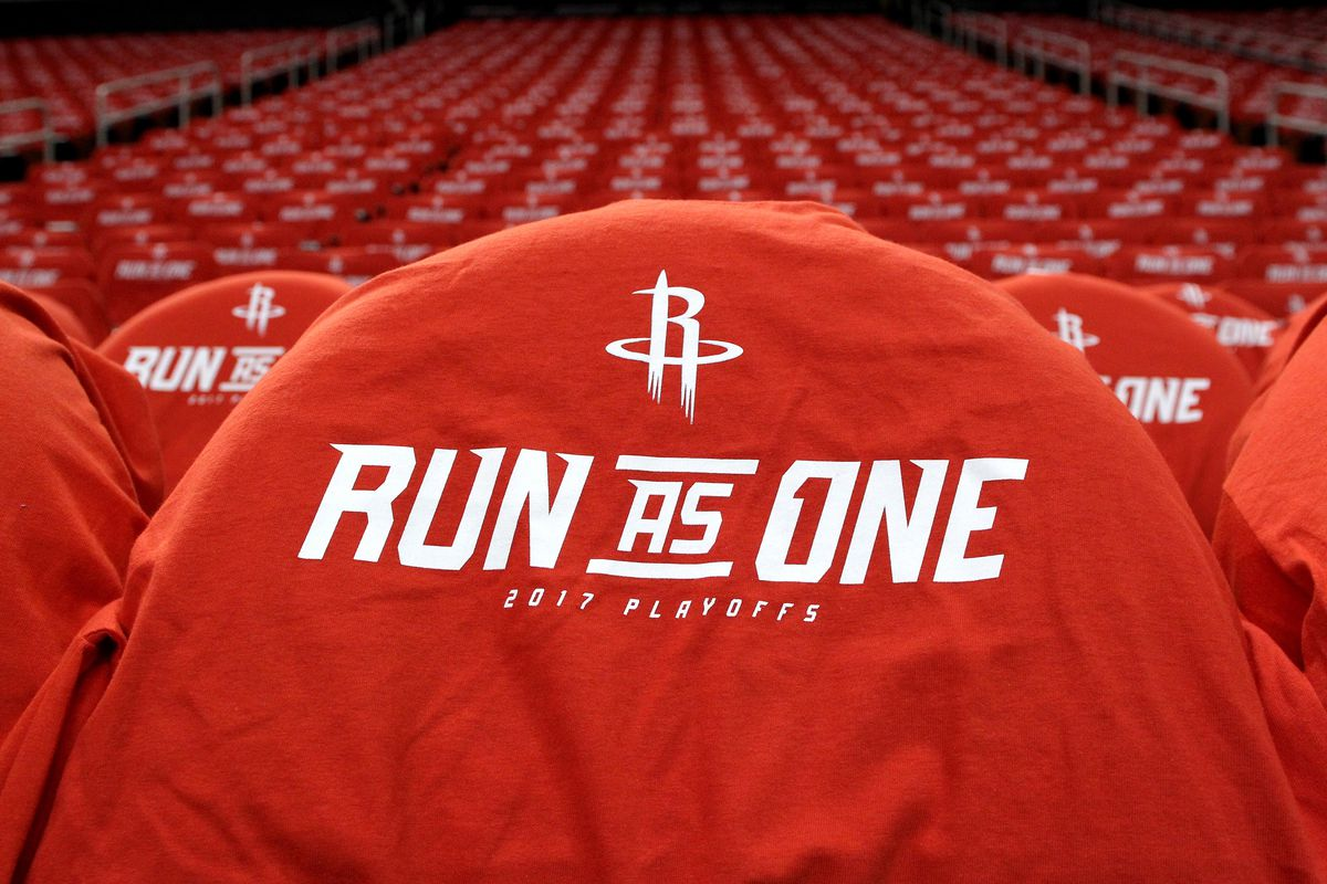 brand new f7c98 d8a51 All 16 2017 NBA Playoff Shirts/Slogans Ranked - The Dream Shake