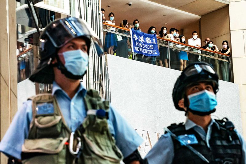 GettyImages_1223468732 China's new national security law is already chilling free speech in Hong Kong