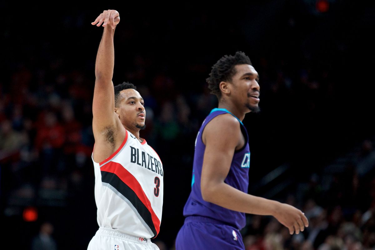 Recap Hornets Still Not Playing Defense Lose To Trail Blazers 127