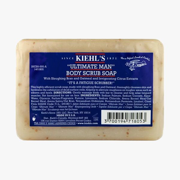 A bar of Kiehl's face soap