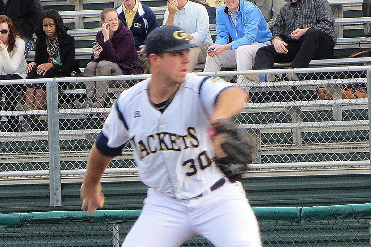 Buck Farmer's lights-out performance on Friday evening earned him a couple of major awards this week in college baseball.