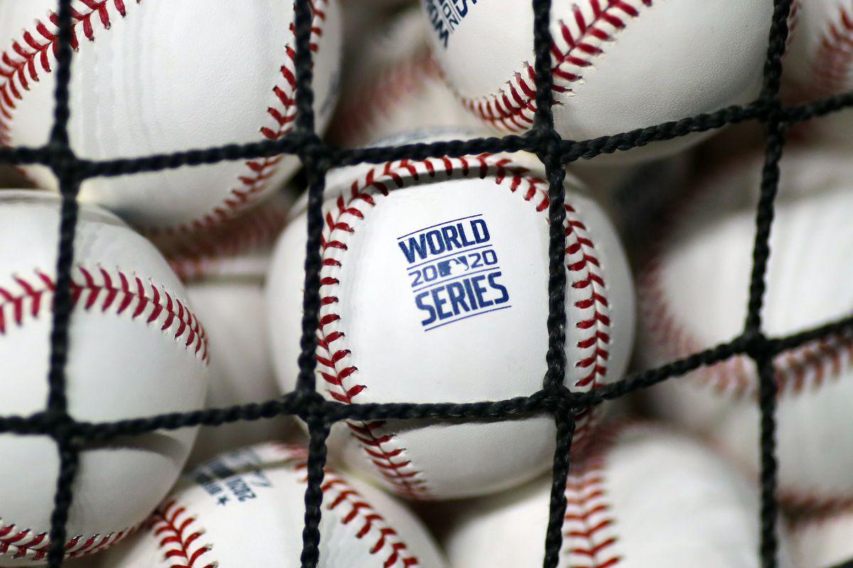 2020 World Series Media Day