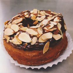 Nutella Cronut at by M Sison