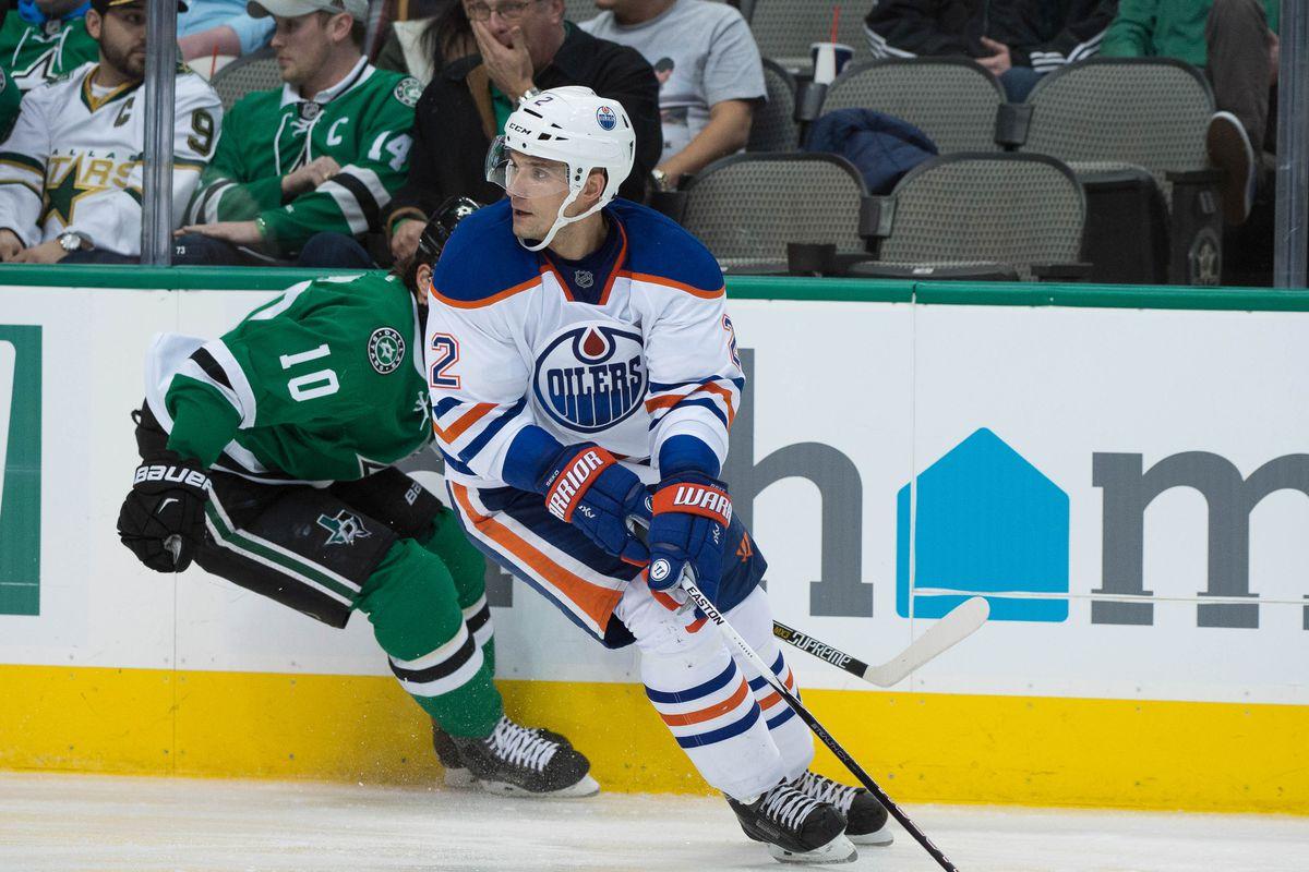 NHL: Edmonton Oilers at Dallas Stars