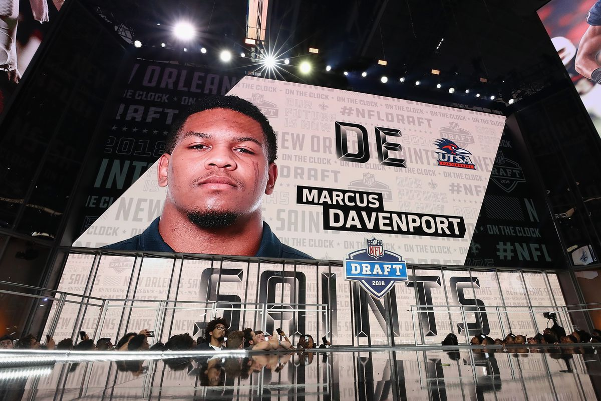 2018 New Orleans Saints Draft  Potential Day 2 Targets - Canal ... 03ee993c8