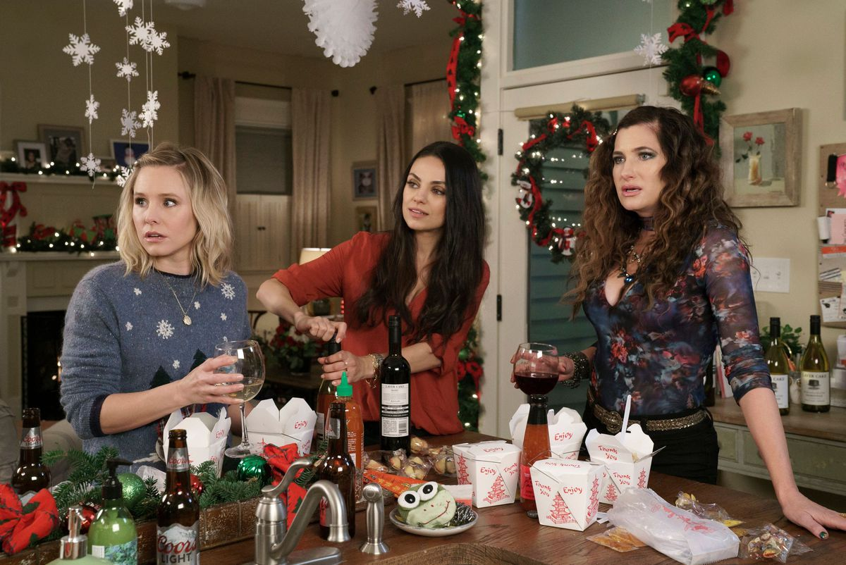 Movie review: A Bad Moms Christmas lacks the charm of its ...