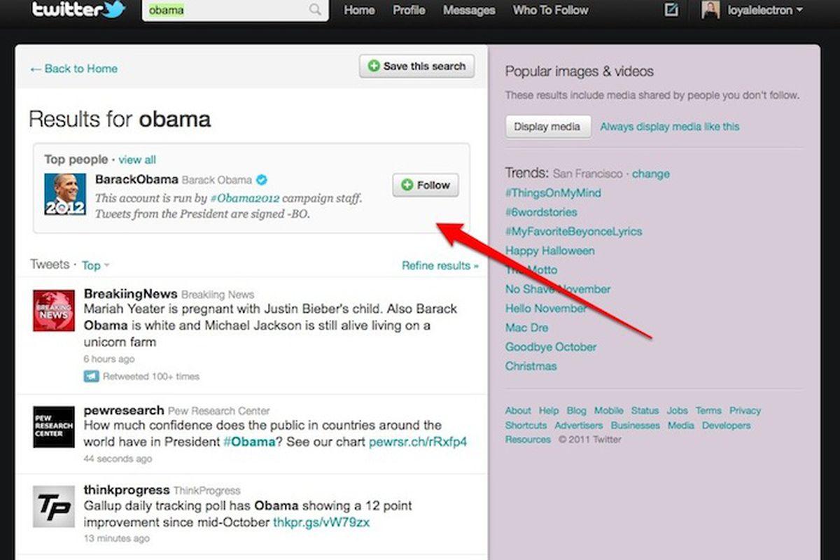 Twitter Top News
