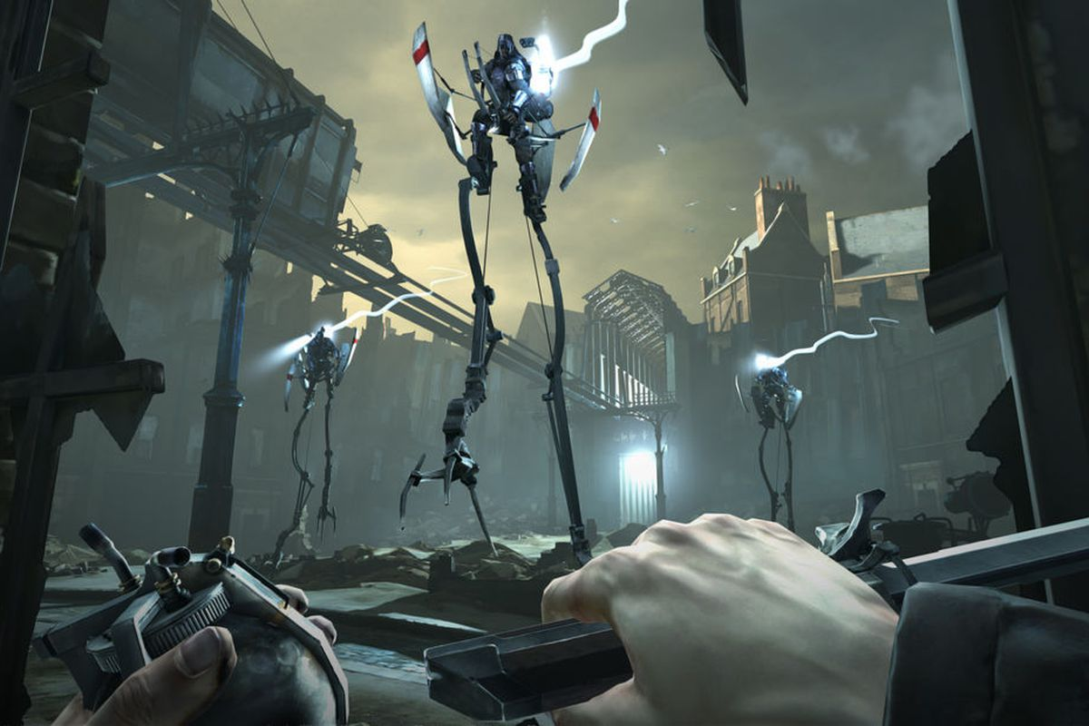 Gallery Photo: Dishonored screens