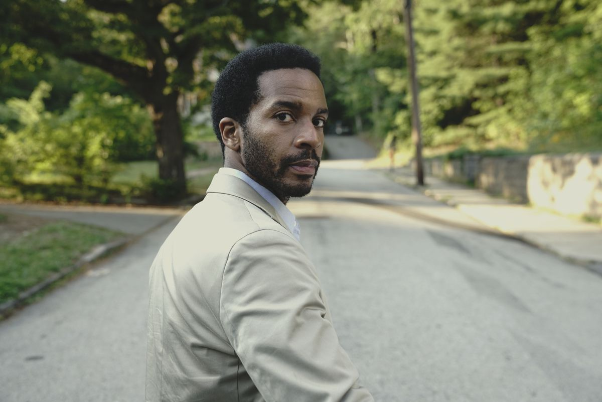 """Though scorned by the townsfolk, a lawyer (Andre Holland) returns to his birthplace on """"Castle Rock."""" 