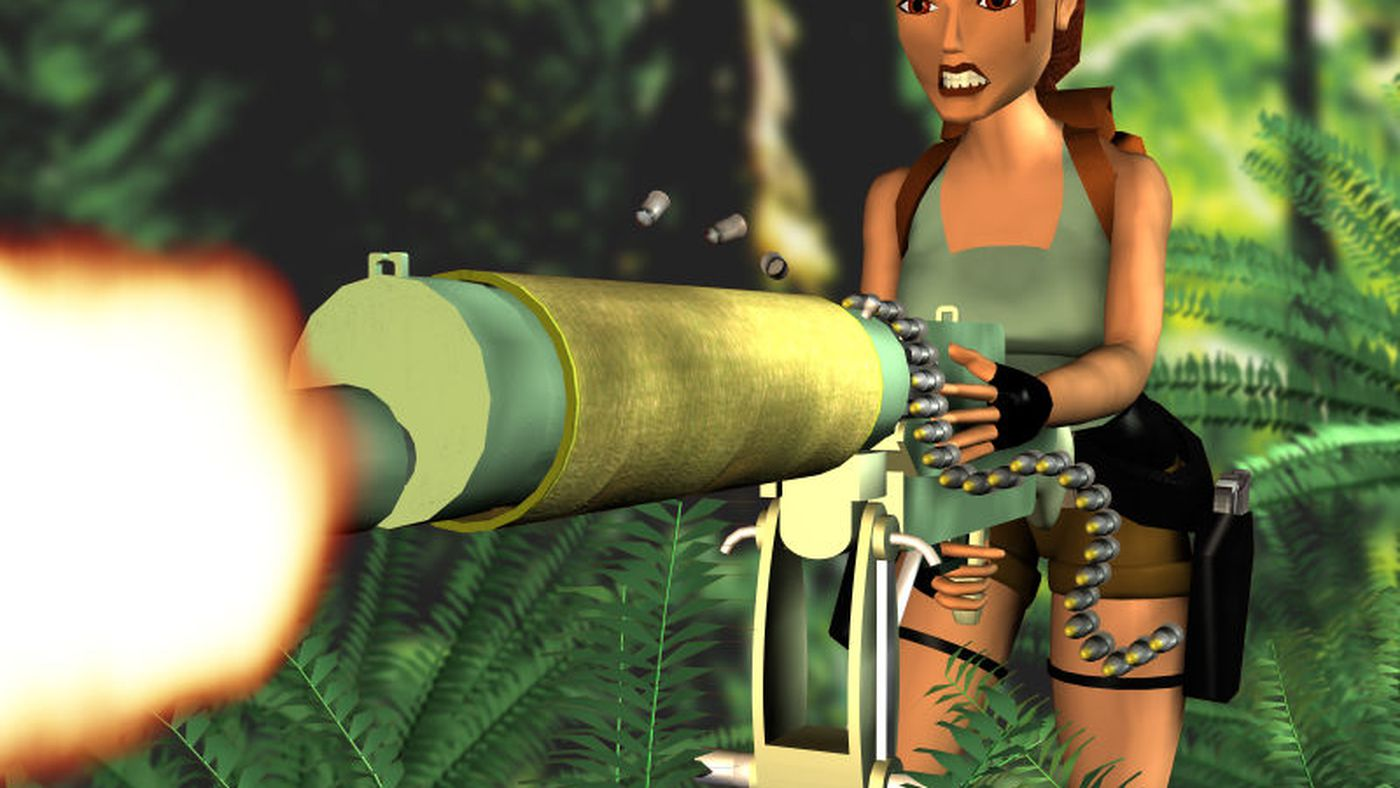 Why The New Tomb Raider Is Indebted To Tomb Raider 2 Polygon