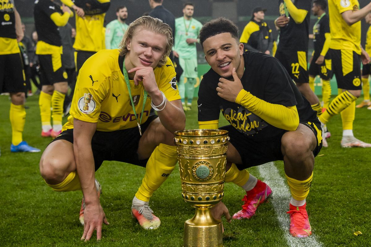 Manchester United confident of securing Jadon Sancho transfer - We Ain't  Got No History