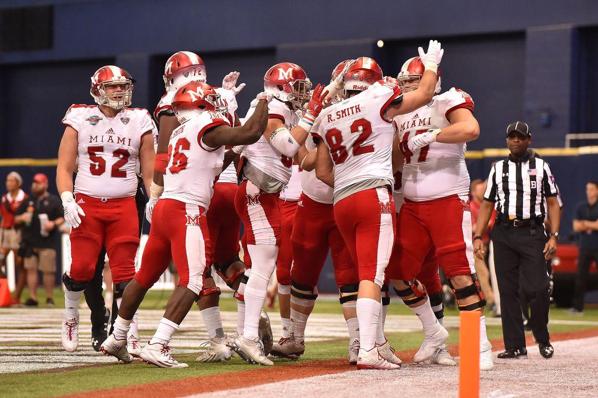 NCAA Football: St. Petersburg Bowl-Miami (Ohio) at Mississippi State