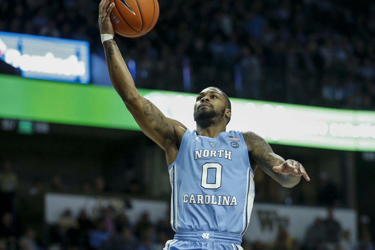 Jalek Felton North Carolina Basketball Jersey - White