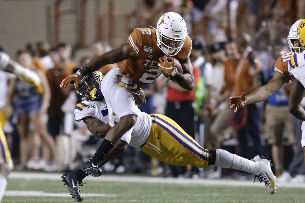 The Good, Bad, and Expected from Texas' narrow 45-38 loss vs