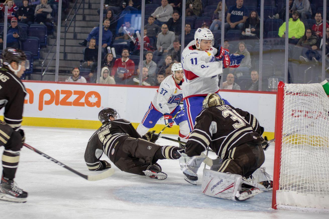 Rocket vs. Bears recap & highlights: Laval's streak ends at three