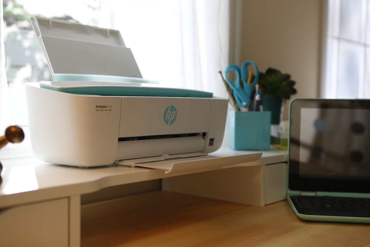 HP announces the 'world's smallest all-in-one printer,' but
