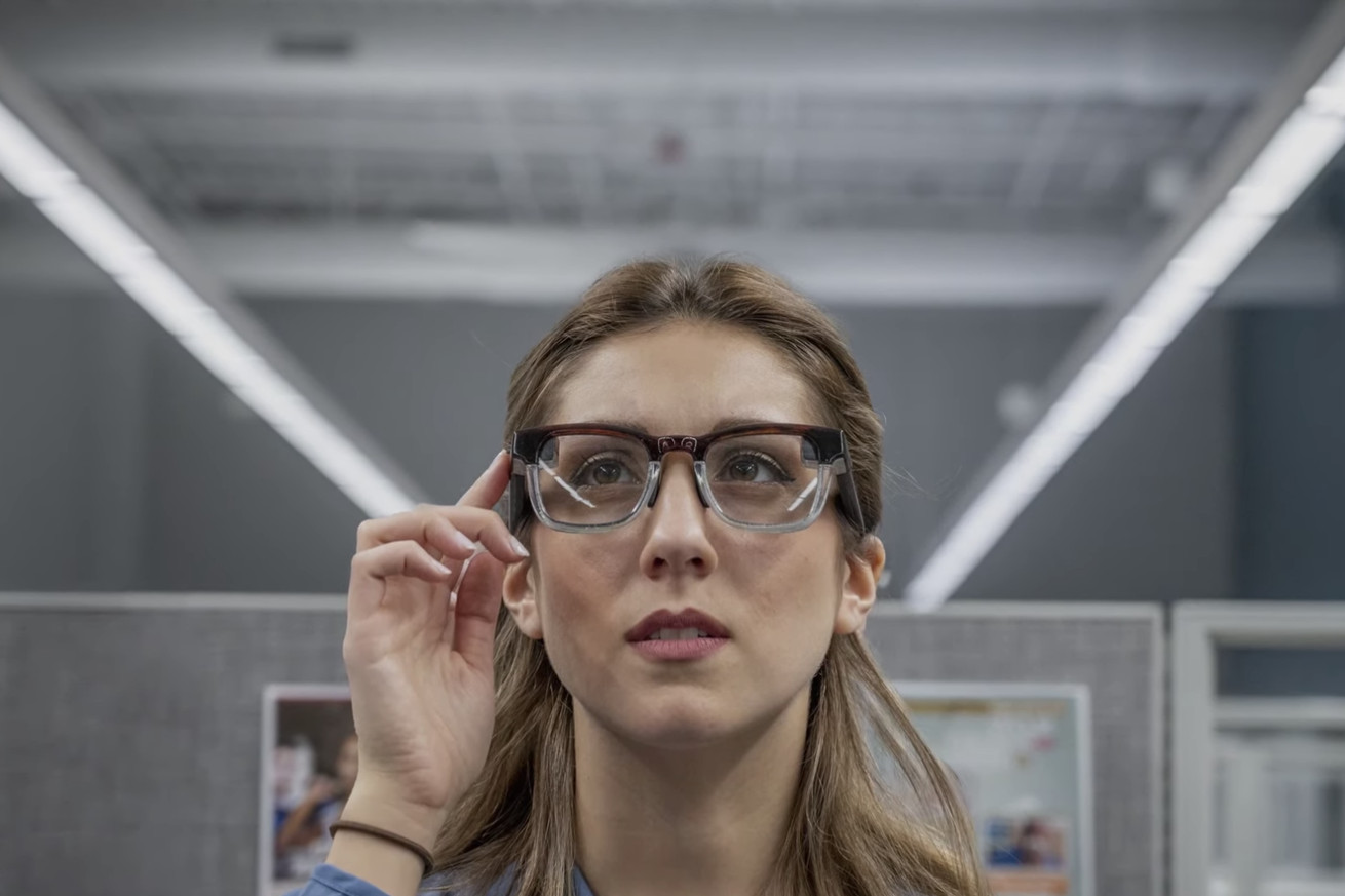 Vuzix's new microLED smart glasses look like tech you'd actually want to wear on your face