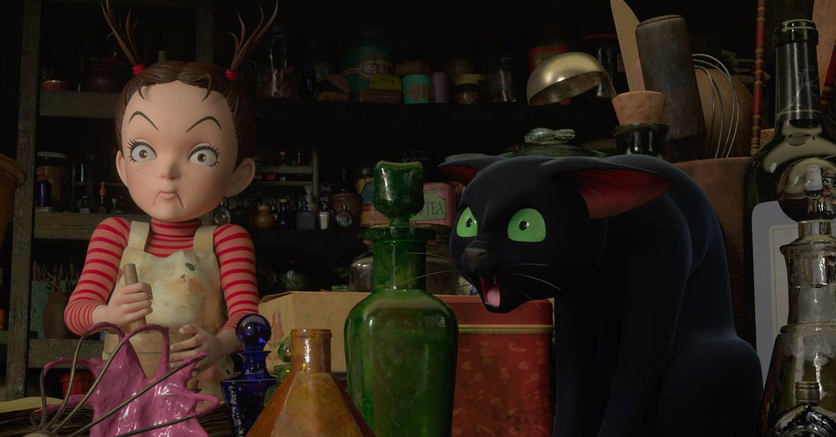 Earwig and the Witch review: Ghibli's first 3D movie is better than it looks