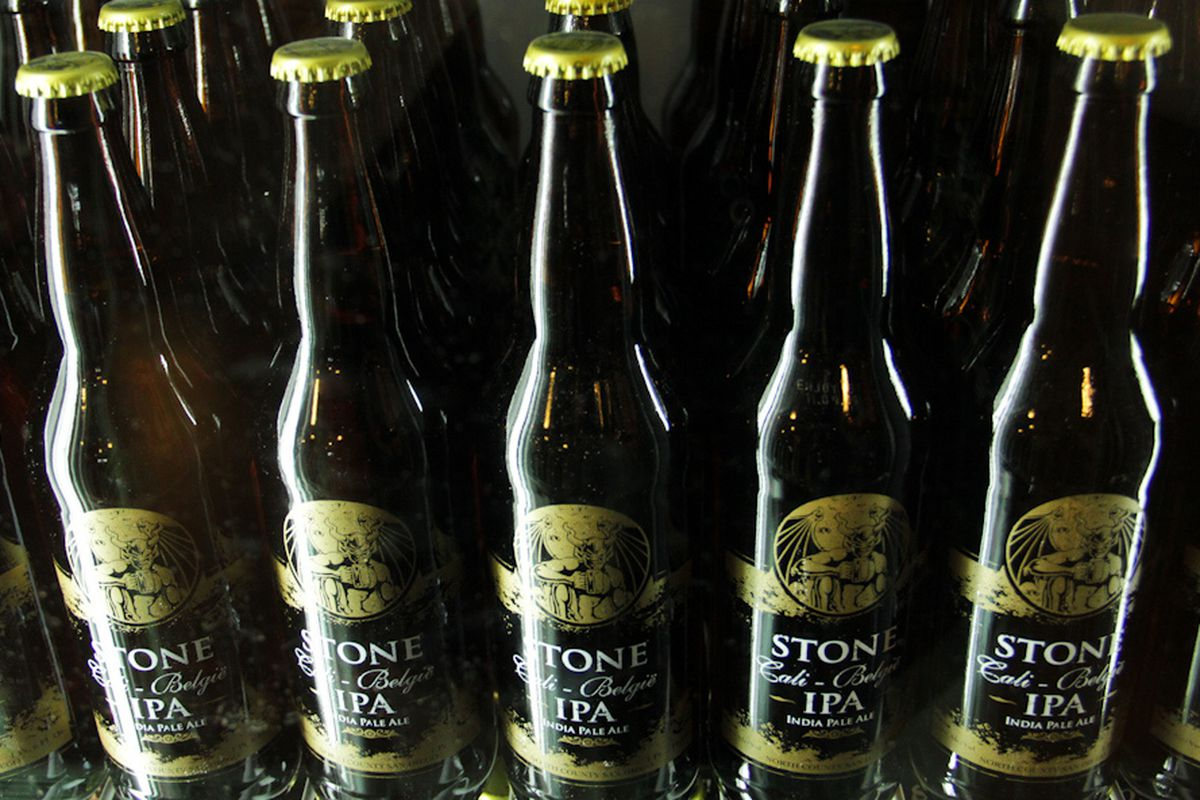 Stone Brewing is headed for Virginia.