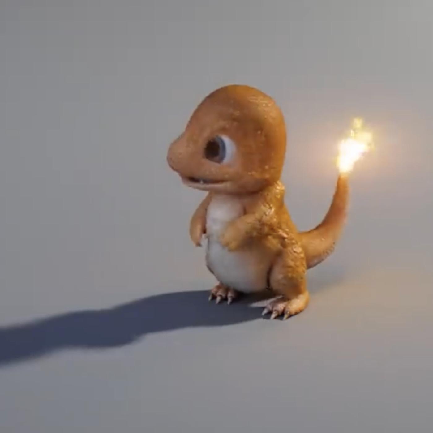 Detective pikachu casting video is chock full of wonderful pokémon polygon