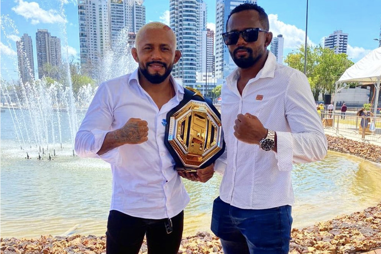 UFC signs Francisco Figueiredo, brother of flyweight champion Deiveson Figueiredo