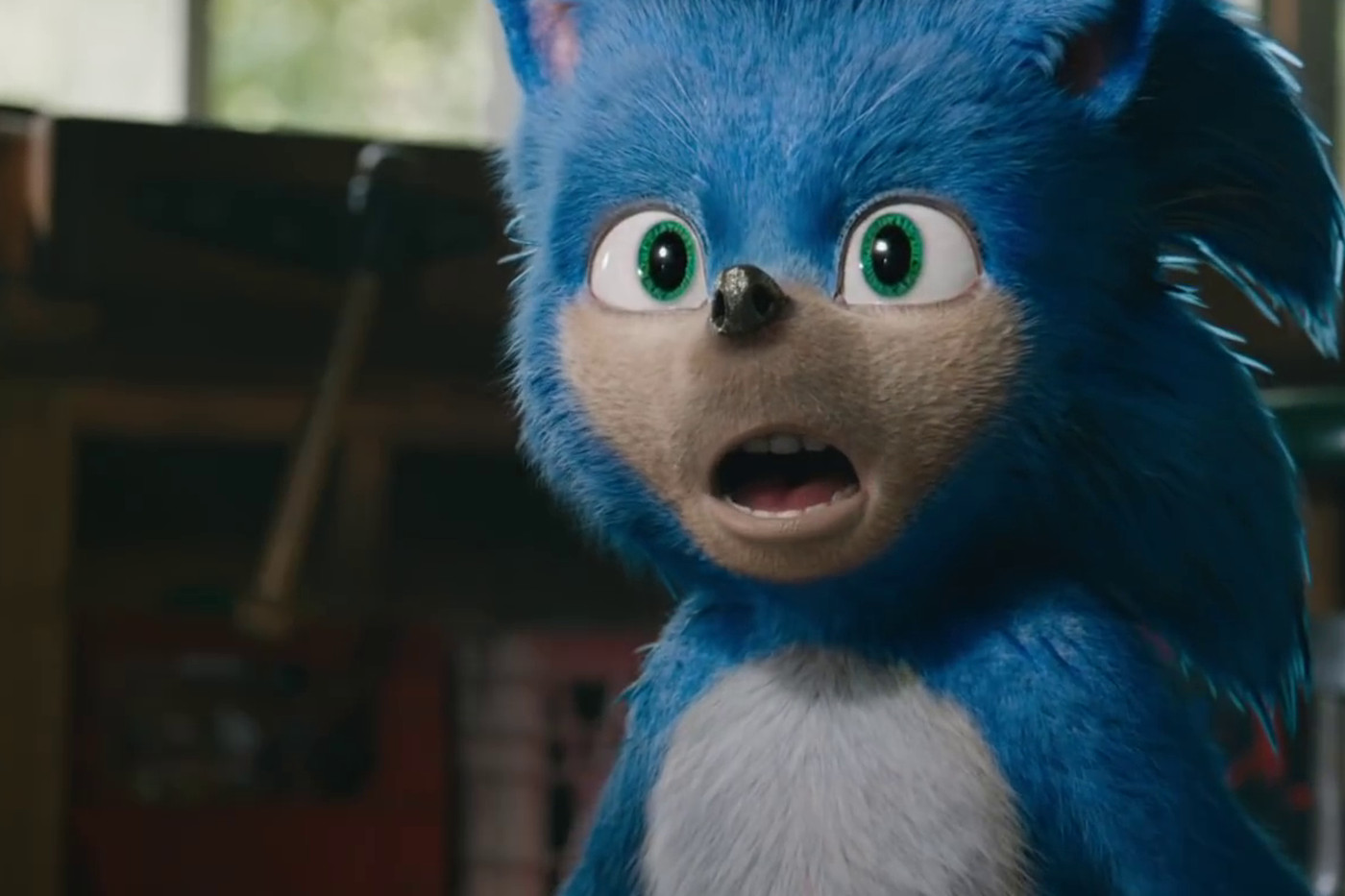 Sonic The Hedgehog Will Be Changed Before The Movie Is Released Polygon