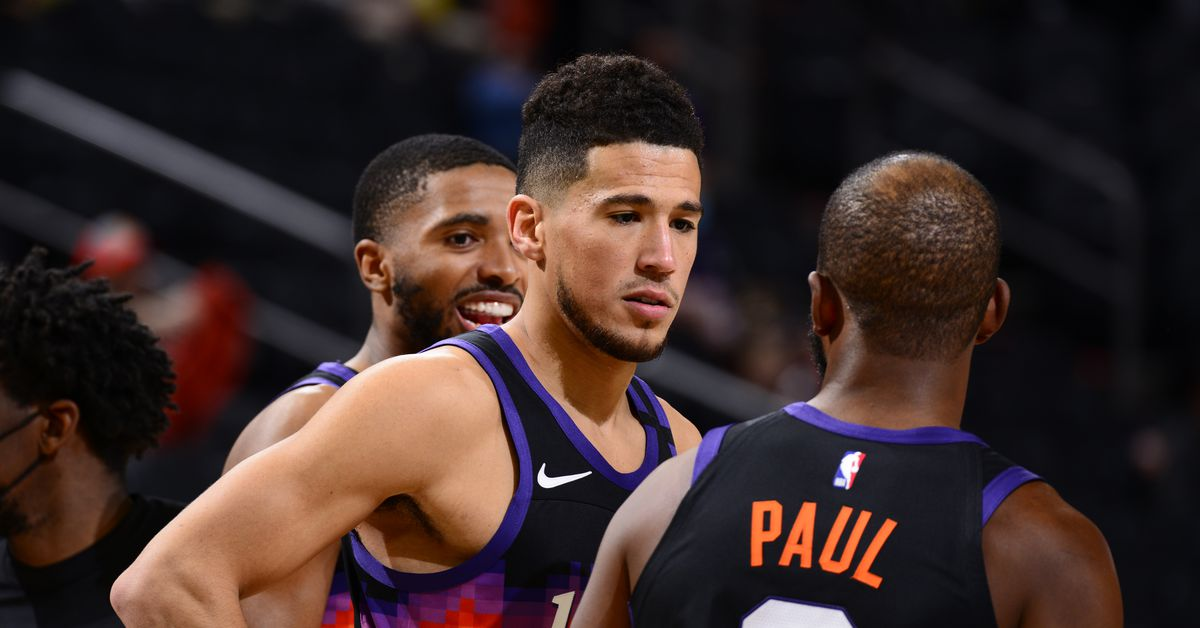 Phoenix Suns set franchise record for threes, but focus all on defense - Bright Side of the Sun