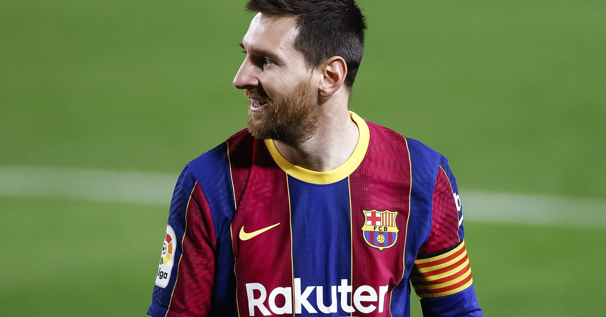 Laporta says he wants to make Messi smile again at Barcelona - Barca Blaugranes