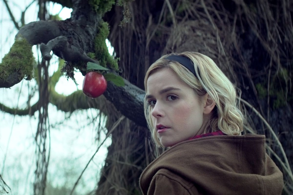 Netflix's Chilling Adventures of Sabrina finds a smart metaphor in