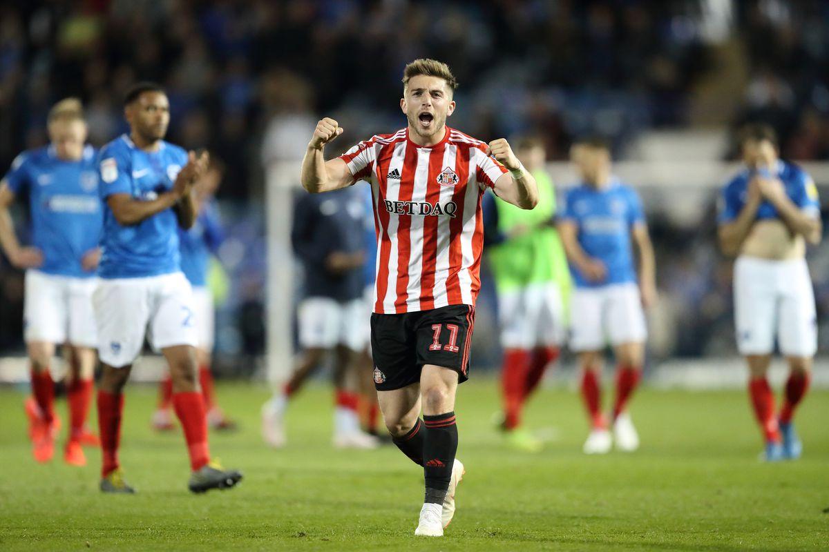 Portsmouth v Sunderland - Sky Bet League One Play-Off: Second Leg
