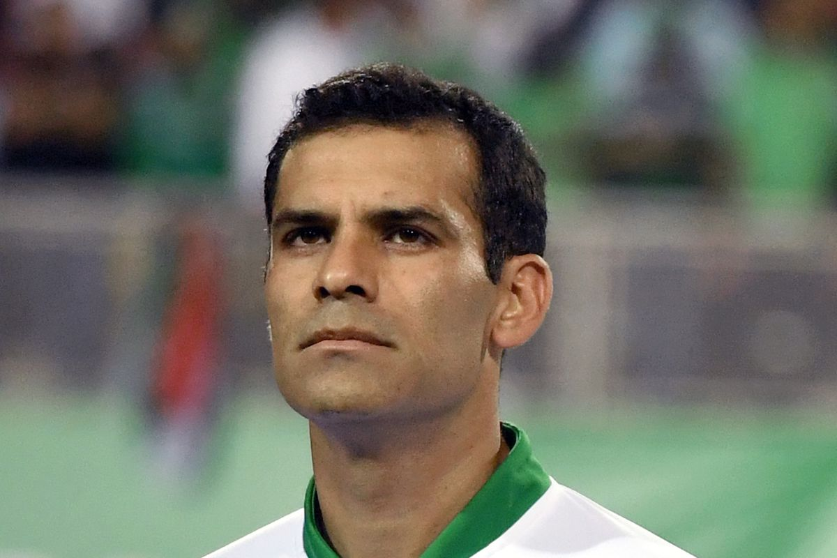 Rafael Marquez Accused Of Fronting For Mexican Drug Cartel