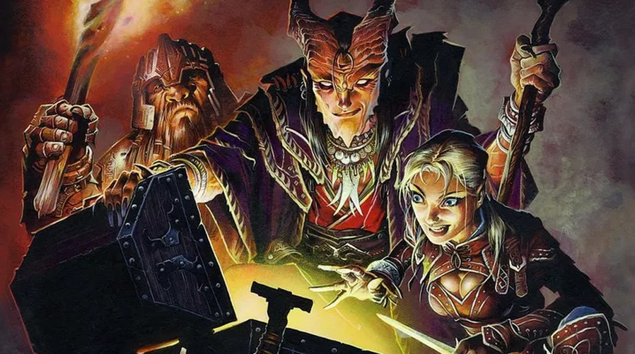 Dungeons & Dragons is finally getting a proper digital app
