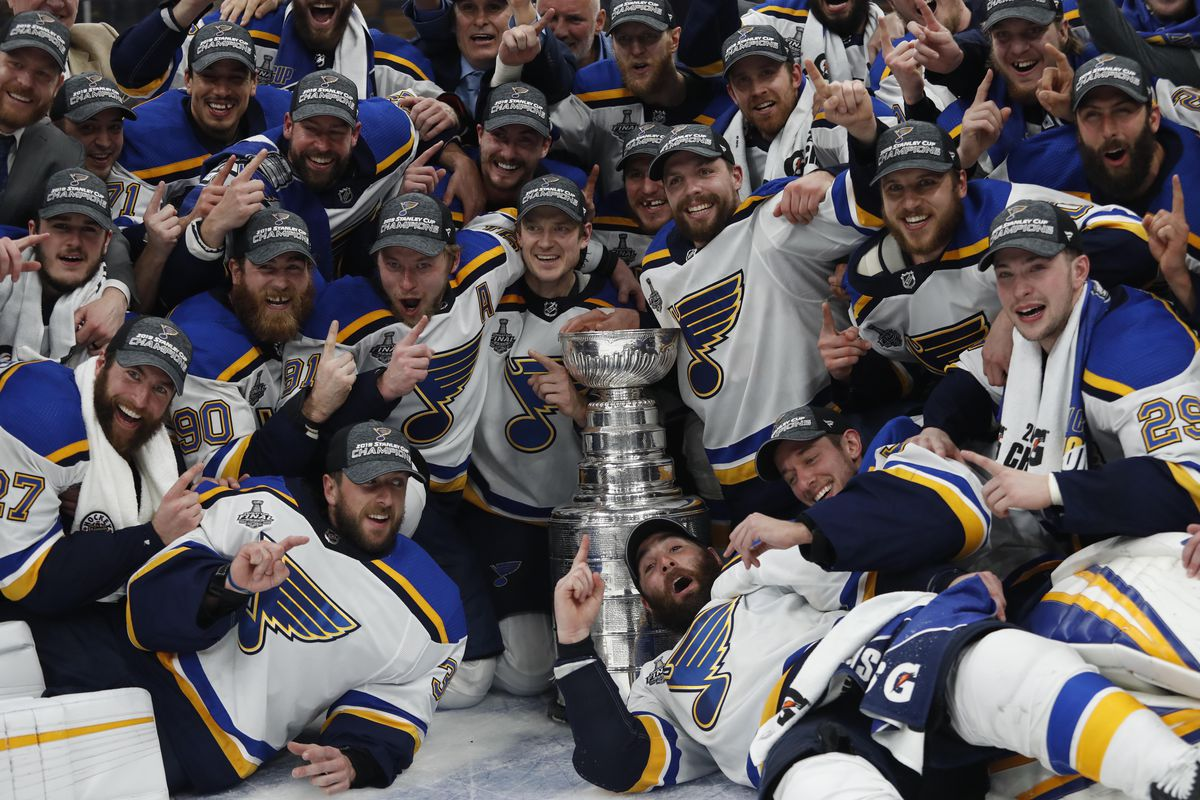 NHL: Stanley Cup Final-St. Louis Blues at Boston Bruins