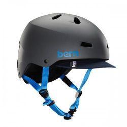 "<strong>Bern</strong> Macon Helmet in Matte Grey, <a href=""http://www.paragonsports.com/shop/en/Paragon/gear-5003526--1/helmets-20179--1/bern-macon-6520-13macon--1"">$59.99</a> at Paragon Sports"
