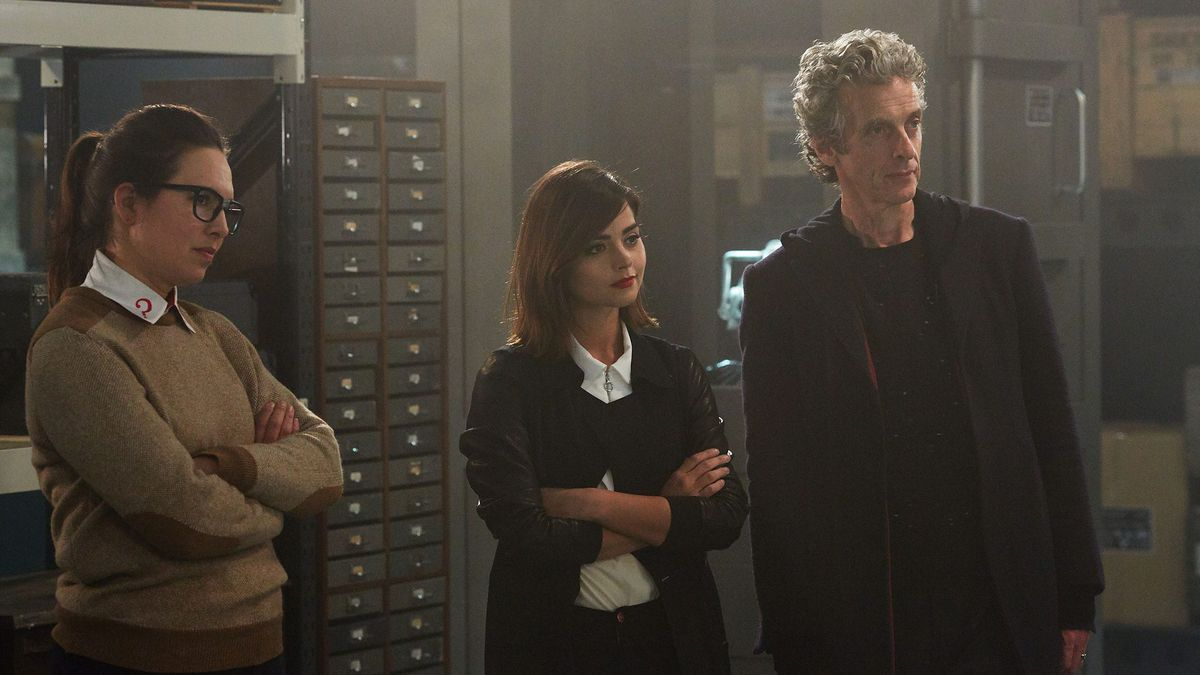 Osgood, Clara and The Doctor