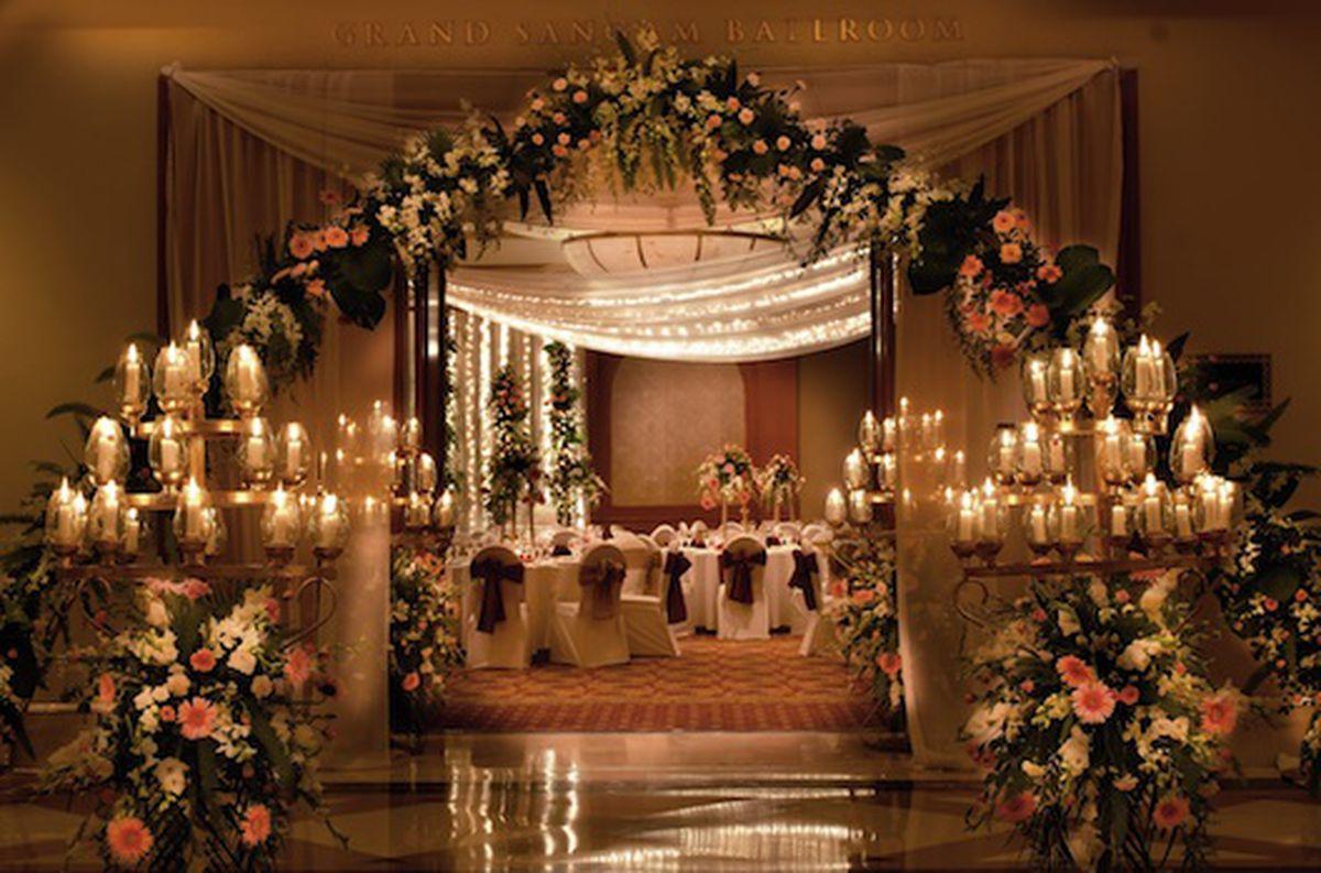 Hotel Wedding Venues: The Intercontinental Hong Kong's $1 ...