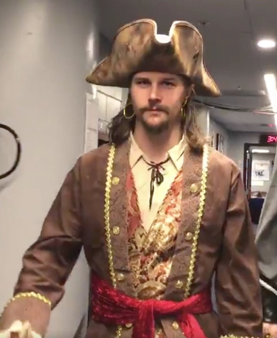 the best attitude 71fef b0bc7 Erik Karlsson proves at NHL All-Star Weekend that he'd make ...