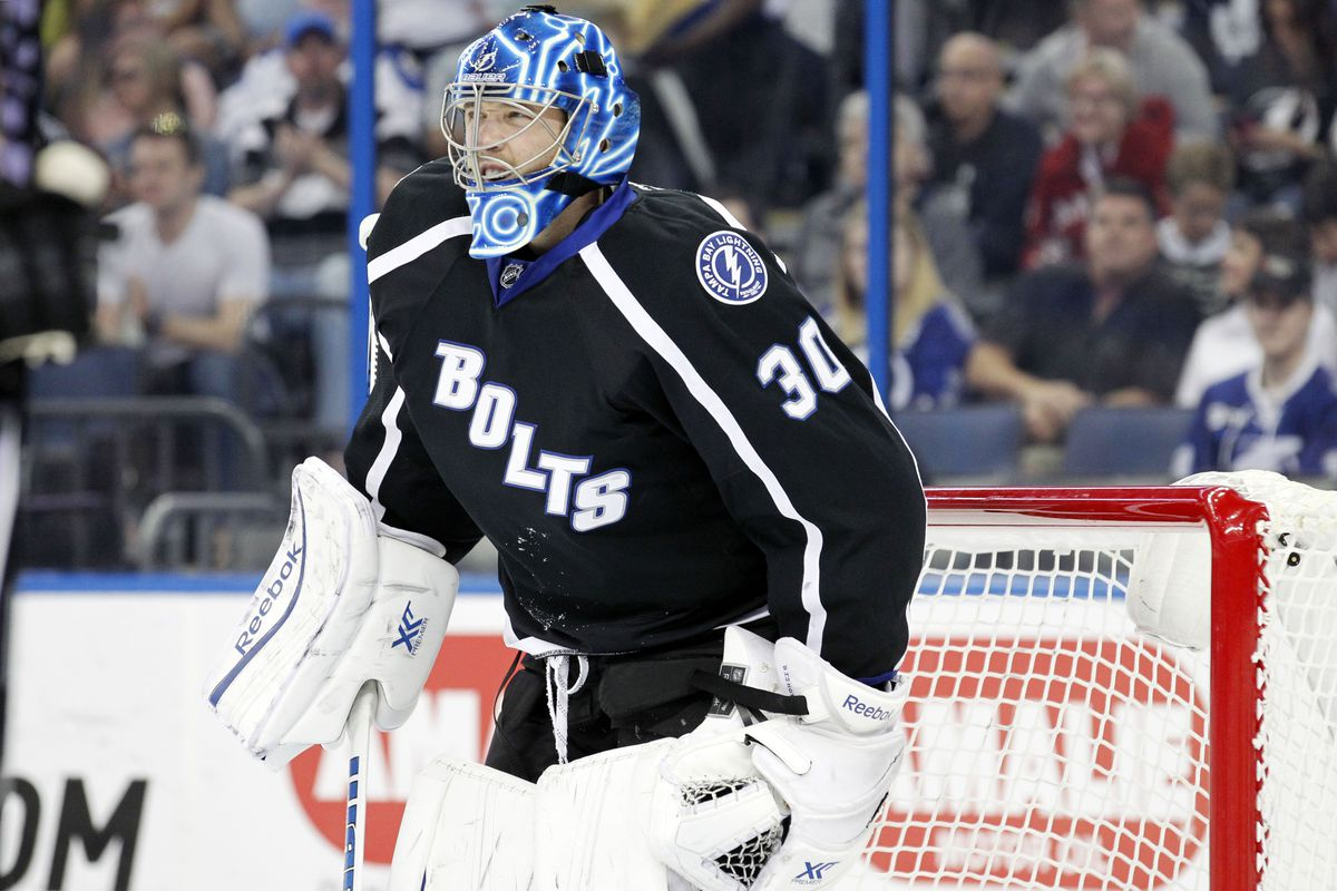 WIth Saturday's 2-1 victory over Buffalo, Ben Bishop now holds the Lightning record for wins with 84.